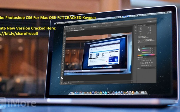 Mac OS Sierra - Adobe Photoshop CS6 Cracked Serial Free Download