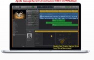 Apple GarageBand 2014 Serial Crack For Mac OS X