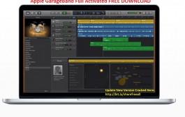Apple GarageBand 10.1.6 Cracked Serial For Mac OS Sierra Free Download