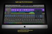 Apple Logic Pro X 10.4.4 Cracked Serial For Mac OS X Free Download