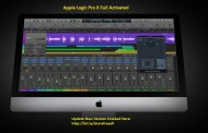 Apple Logic Pro X 10.3.0 Cracked Serial For Mac OS Sierra Free Download