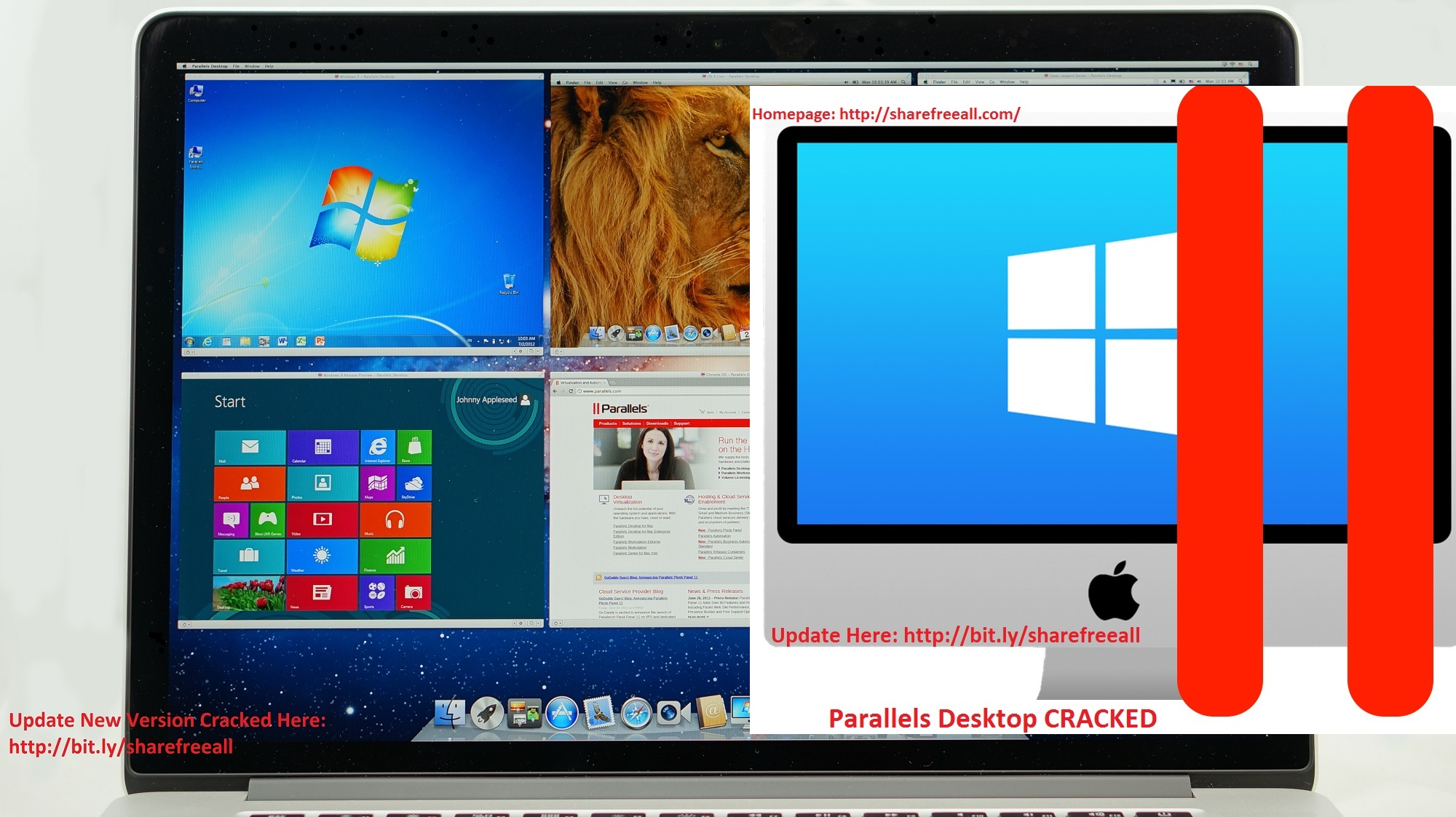 Parallels Desktop 10.2.1 Serial Crack For Mac OS X Free Download