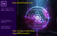 Adobe After Effects CC 2016 13.6.1  Cracked Serial For Mac OS Sierra Free Download