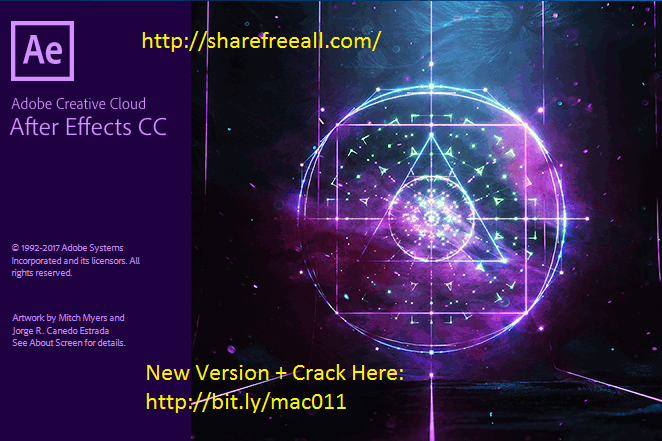 Adobe After Effects CC 2018 v15.1.2 Cracked Serial For Mac OS Free Download