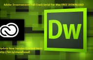 Adobe Dreamweaver CC 2017 v17.5 Cracked Serial For Mac OS X Free Download
