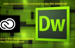 Adobe Dreamweaver CC 2017 v17 Crack Serial For Mac OS Sierra Free Download