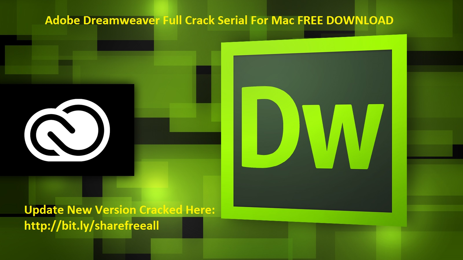 Adobe Dreamweaver CC 2018 v18.0 Cracked Serial For Mac OS Free Download