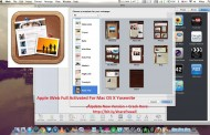Apple iWeb 2015 Full Activated For Mac OS X