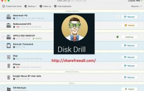 Disk Drill Enterprise 3.7.934 Cracked Serial For Mac OS Free Download