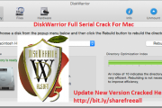 DiskWarrior 5.1 Cracked Serial For Mac OS X Free Download