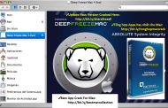 Faronics Deep Freeze 5.91.220.0834 Crack Keygen For Mac OS X