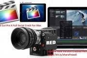Apple Final Cut Pro X 10.4.4 Cracked Serial For Mac OS Free Download