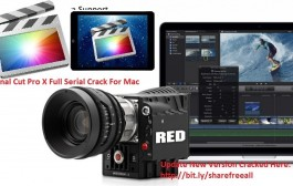 Apple Final Cut Pro X 10.3.2 Serial Number For Mac OS Sierra Free Download