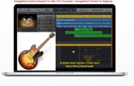 GarageBand 2015 10.0.3 Serial Crack For Mac OS X-GarageBand Activation Number