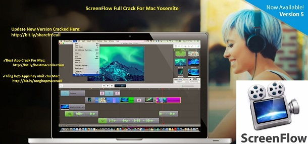 ScreenFlow 7.3 Cracked Serial For Mac OS X Free Download