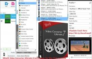 Xilisoft Video Converter Ultimate v7.8 Crack Serial Key For Mac OS X