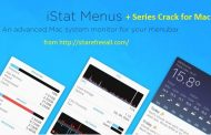 iStat Menus 5.10 Crack Keygen For Mac OS X