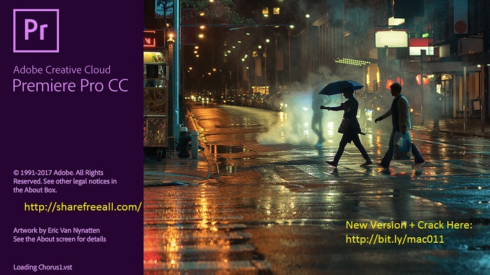 Adobe Premiere Pro CC 2015 v9.2 Crack serial number For Mac OS X