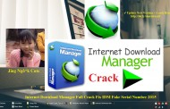 Internet Download Manager 6.23 Full Crack Fix IDM Fake Serial Number 2015