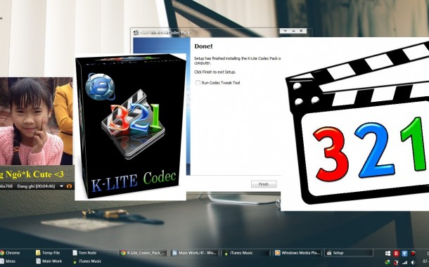 K-Lite Codec Pack 11 2015 Full Free Download For Windows + Media Player Classic