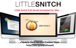 Little Snitch 3.7 Serial License Key For Mac OS X Free Download