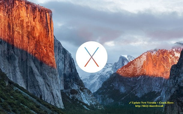 Free Download Mac OS X El Capitan 10.11.x Google Drive Fshare
