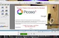 Picasa 3.9 Silent Install For Windows 32 bits and 64 bits Free Download