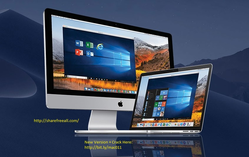 Parallels Desktop 11.1.1 Crack Keygen For Mac OS X Free Download