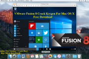 VMware Fusion 8.5.3 Cracked Serial For Mac OS Sierra Free Download