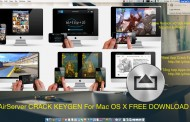 AirServer 5.1.1 Crack Keygen For Mac OS X
