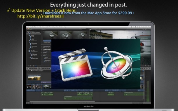final cut pro latest version free download