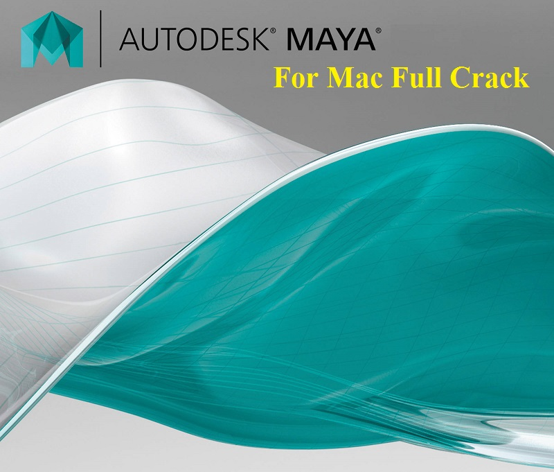 AutoDesk MAYA 2016 SP5 Crack Keygen For Mac OS X Free Download