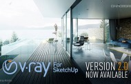 V-Ray 3.0 For SketchUp Pro 2016 Crack For Mac OS X Free Download