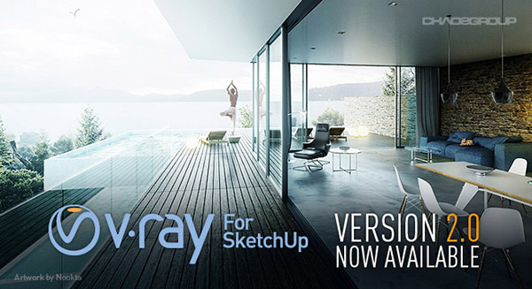V-Ray 2.0 For SketchUp Pro 2016 Crack Keygen For Mac OS X