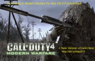 Call of Duty 4: Modern Warfare For Mac OS X Full Activated Games