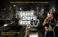 Grand Theft Auto IV - GTA 4 For Mac OS X Full Activated Games