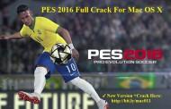 PES For Mac-Pro Evolution Soccer 2016 Crack For Mac OS X Free Download