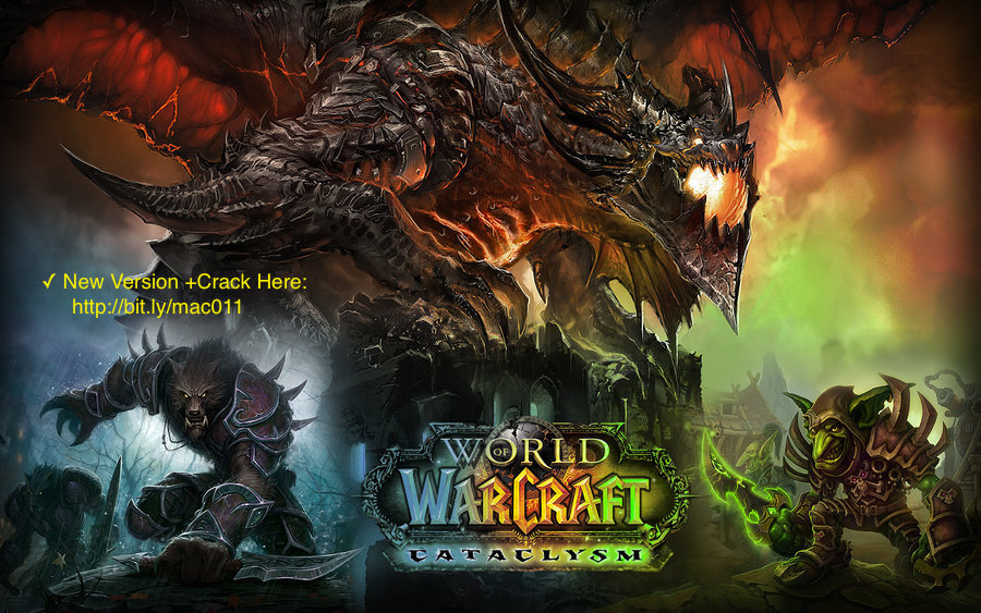 World of Warcraft: Cataclysm Version Crack For Mac OS X