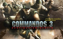 Commandos 3: Destination Berlin Full For Mac OS X Mac Games