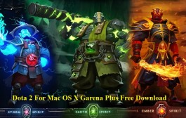 Dota 2 For Mac OS X Garena Plus 1.0 Free Download