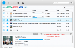 FDM-Free Download Manager 5.1.2 For Mac OS X-Windows