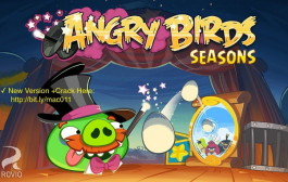 Angry Birds Seasons 4.1.0 Crack For Mac OS X