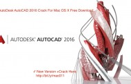 AutoDesk AutoCAD 2016 Serial Keygen For Mac OS X Free Download