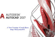 Autodesk AutoCAD 2018 Cracked Serial For Mac OS X Free Download