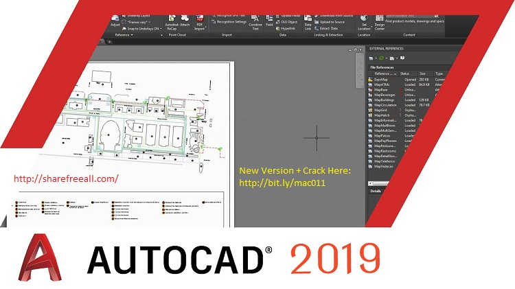 AutoDesk AutoCAD 2017 Cracked Serial For Mac OS Sierra Free Download