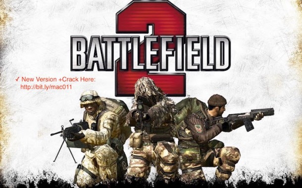 Battlefield 2 Full For Mac OS X Free Download Mac Games
