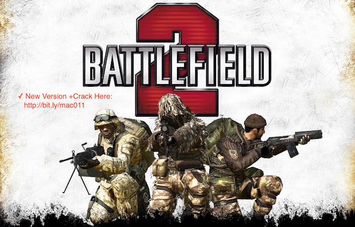 Battlefield 2 Full Crack For Windows OS Free Download Mac Games