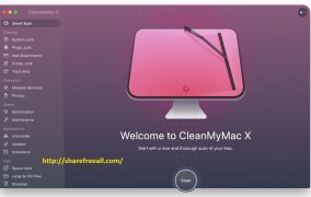 CleanMyMac X 4.6.10 Cracked Activation Number For Mac OS Free Download