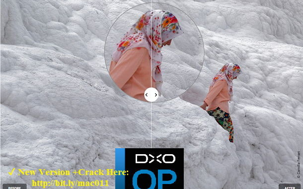 DxO Optics Pro 11.3.0.58 Cracked Serial For Mac OS X Free Download