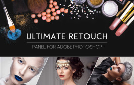 Free Download  Ultimate Retouch 2.0 Panel for Photoshop CS5-CC 2015 Mac OS X CreativeMarket